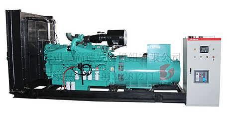 550KW康明斯发电机550kw康明斯发电机组