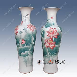 景德镇手绘陶瓷花瓶厂家批发