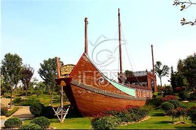 秦皇岛 双层游乐海盗船价格 海盗船品质 质保365天-深圳市振兴景观科技有限公司