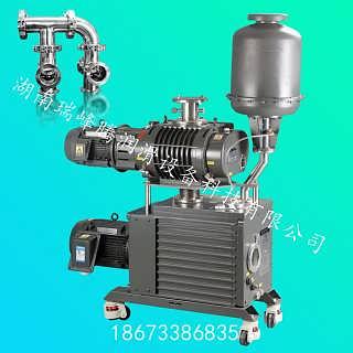 瑞峰腾鲍斯275双级泵+300L罗茨泵机组替代爱德华E2M275真空泵机组