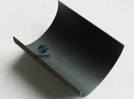电解铜箔用涂层钛阳极生箔机用阳极-陕西易莱德新材料科技有限公司.