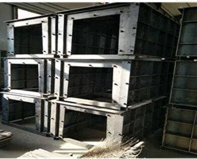 急流槽模具_流水槽模具_振通铁路模具生产厂-保定市振通横具加工厂