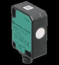 倍加福漫反射和反射板型对超声波直接检测传感器UB100-F77-E0-V31-上海蒙研自动化设备有限公司