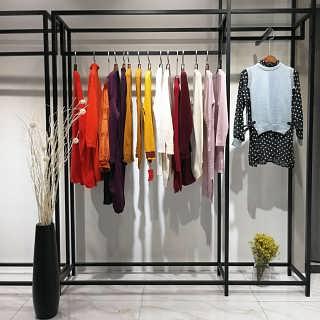 18新款羊毛衫品牌女装折扣批发,女装折扣店加盟