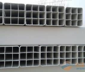 山东PVC格栅管厂家价格/九孔格栅管规格-河北轩驰塑料制品有限公司(热浸塑钢管)