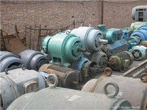 求购电动机回收马达回收电动机回收