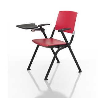 高档塑料培训椅-东莞市格友家具有限公司
