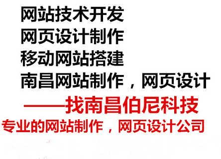 南昌网站搭建开发,网页设计制作公司,代做网站推广