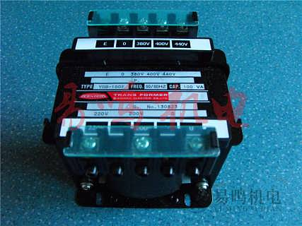 日本相原AIHARADENK变压器 单相复卷变压器YSB-100E