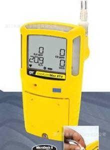 GAsAlertMax XTⅡ便携式四合一检测仪