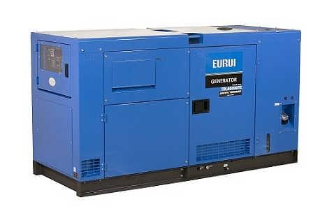 原装日本东洋柴油50KW三相静音型发电机组TDL65000TE-BS