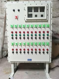 广东防爆配电箱BXM51-T仪表箱视窗玻璃箱非标定制