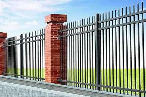 海南通透式防护栏定制 海口交通护栏 学校围墙围栏 港口隔离栏杆-海南琼海博鳌宏达钢结构技术服务部