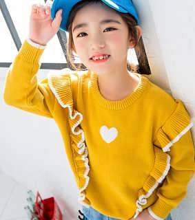 童装毛衣加工厂儿童装毛衣生产厂家