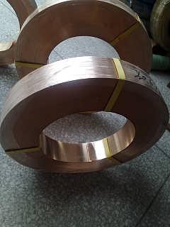 C5191磷铜带 高韧性耐磨弹片磷铜带 磷青铜带 现货