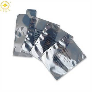 屏蔽袋IC管装半导芯片真空袋铝箔袋加厚包装袋静电袋