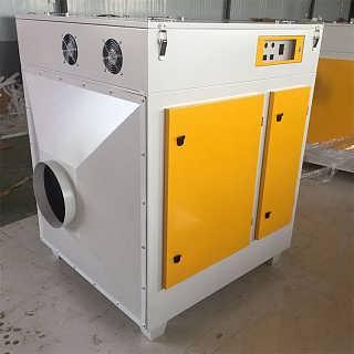 亘源环保生产UV光氧一体机 废气处理设备 油烟净化器 环保设备
