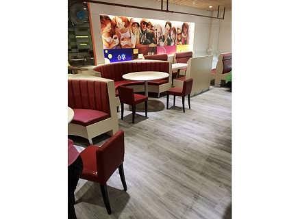 质优价廉的快餐桌椅,餐厅桌椅定制批发工厂