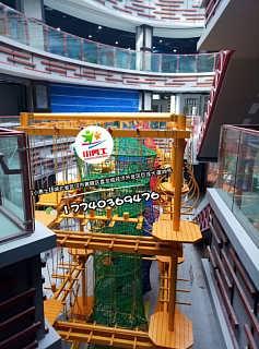 儿童游乐设备应如何选择 百万球池及弹性迷宫设计就找小勇士-沧州勇士拓展器械有限公司市场部