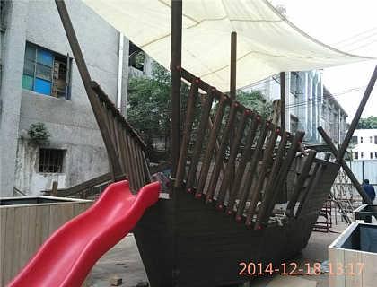 甘肃想要造型好的陆地观赏海盗船 就到深圳振兴景观