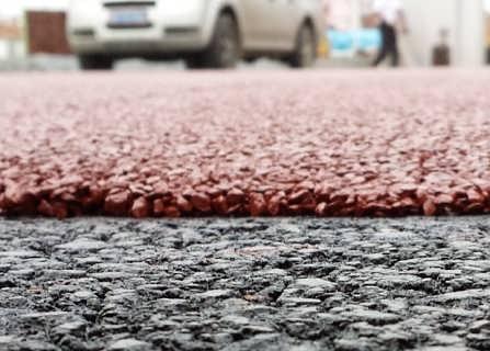 济南彩色沥青报价环保彩色沥青