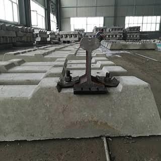 山东骄阳矿用水泥枕木坚固出厂