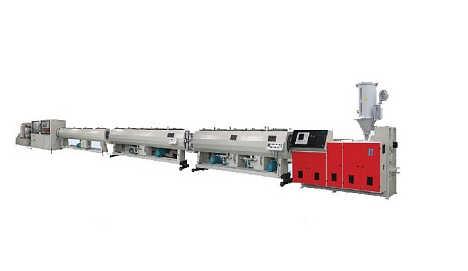 合塑PPR冷热水管生产线
