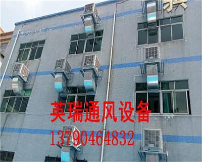 广州白云区负压风机通风降温工程
