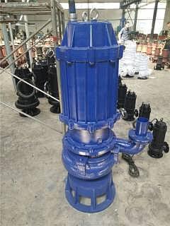 河北排污泵,河北冀泵源,qw系列无堵塞潜水排污泵
