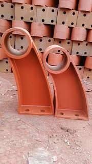 湖北潜江护栏支架尺寸标准-衡水长信橡胶制品有限公司销售部