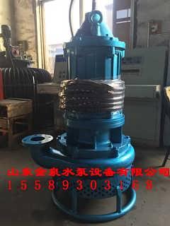 大流量吸沙泵-山东金泉水泵设备有限公司网销部