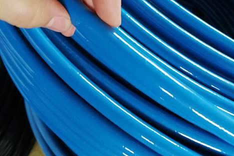 高压尼龙树脂油管_机械用高压橡胶管【宝宸】性价比高