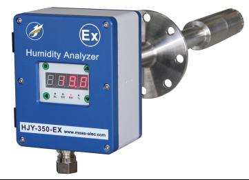 HJY-350-EX防爆湿度分析仪厂家直销-久尹科技成都有限公司