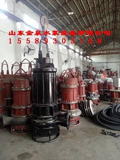 高耐磨排砂泵选型-山东金泉水泵设备有限公司网销部