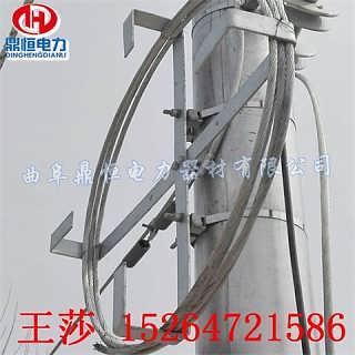 opgw光缆塔用余缆架 余缆架的工程安装-曲阜鼎恒通信电力有限公司.