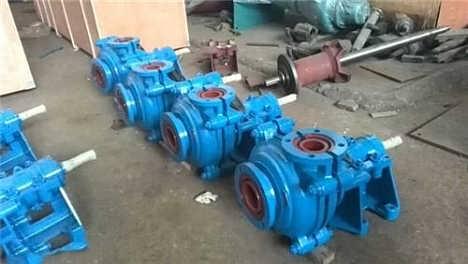 肃州区卧式渣浆泵,河北冀泵源,矿用卧式渣浆泵