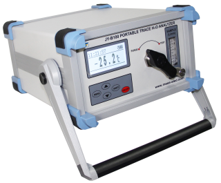 JY-B100便携式露点分析仪厂家价成都久尹科技-久尹科技成都有限公司