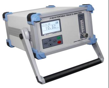成都久尹科技JY-B410便携微量氧分析仪高精密仪器厂家-久尹科技成都有限公司