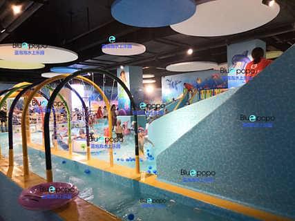 室内儿童水上乐园加盟探求经营新模式