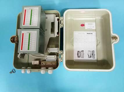 SMC 高盖分纤箱
