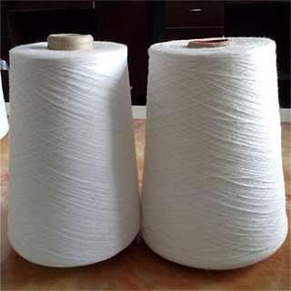 供应涤纶合股纱20*2,28*2,40*2,60*2可按客户要求定做-潍坊美华纺织有限公司销售部