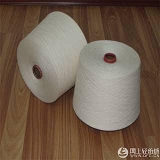 供应纯棉包芯纱42支可按客户要求定做-潍坊美华纺织有限公司销售部