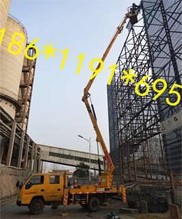 北京怀柔云梯车出租-天津全友机械设备租赁有限公司