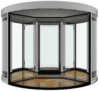 松原旋转门维修维保系统升级、销售旋转门全门配件