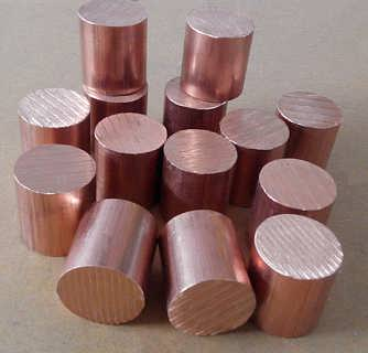 1/1.5/2/3mm紫铜细棒 高纯度无氧紫铜棒 电极铜棒