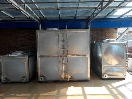 方形不锈钢水箱使用地方-山西金诚铭不锈钢设备有限公司