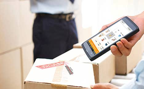 无线条码数据采集器,条码扫描数据采集器-江苏东大集成电路系统工程技术有限公司