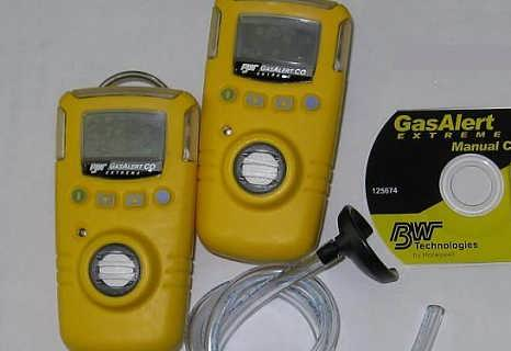 BW 手持式氧气检测报警器GAXT-X-DL-济南鼎聚盛电子科技有限公司销售