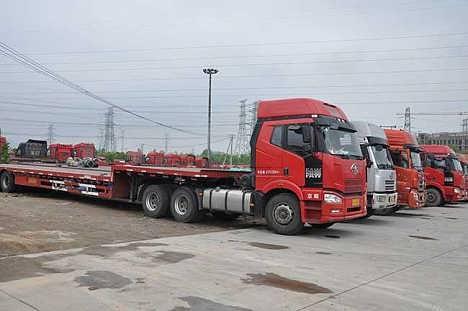 青岛至潍坊、青州、诸城货运物流专线-青岛华鲁胜物流有限公司