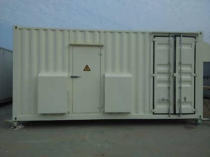 定制集装箱机房 电气设备集装箱认准沧州信合集装箱厂家